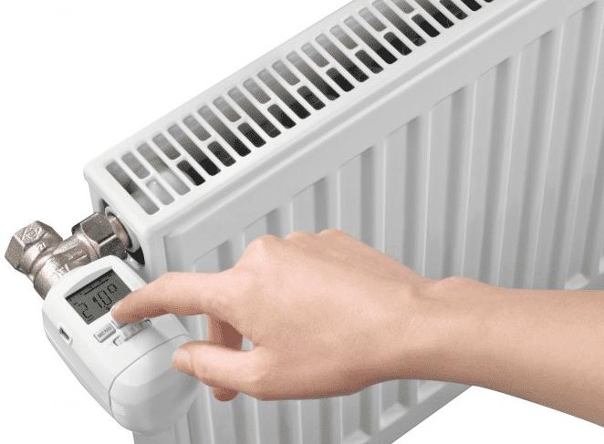 tout sur le robinet thermostatique - topdeco.pro - Radiateur Avec Robinet Thermostatique
