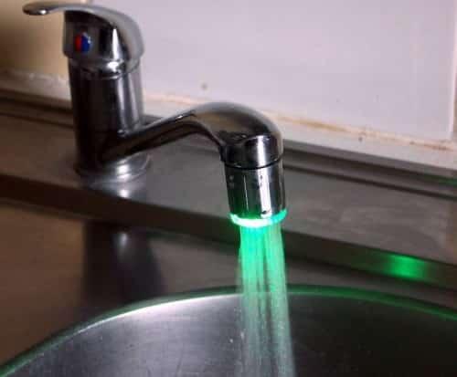 économiseur d'eau