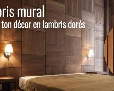 lambris mural