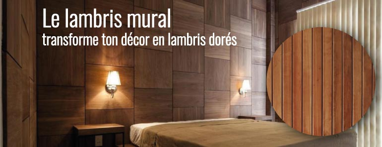 Beautiful lambris mural design ideas for Lambris pvc salle de bain