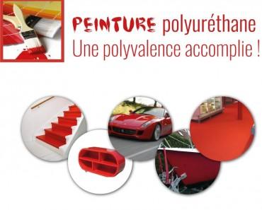 peinture polyuréthane