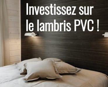 Investissez sur les lambris PVC ! - Topdeco.pro