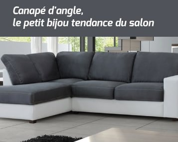 canap d 39 angle le petit bijou tendance du salon. Black Bedroom Furniture Sets. Home Design Ideas