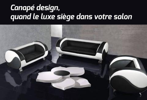 Canap Design Quand Le Luxe Si Ge Dans Votre Salon