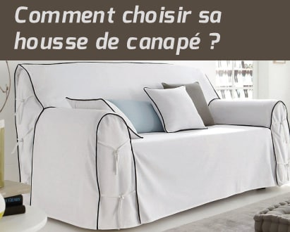 comment choisir sa housse de canap. Black Bedroom Furniture Sets. Home Design Ideas