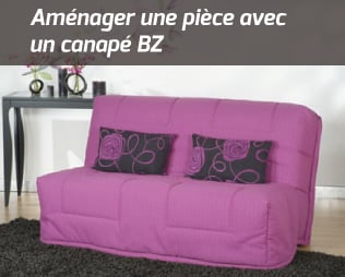 am nager une pi ce avec un canap bz. Black Bedroom Furniture Sets. Home Design Ideas