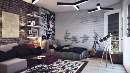 Décoration chambre pour adolescent