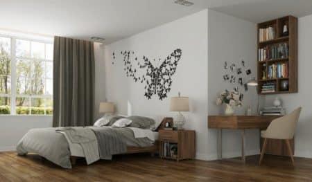 D coration chambre quelques astuces et conseils for Decoration chambre epuree