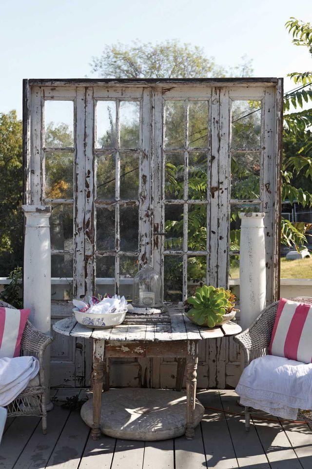 d coration jardin 6 id es. Black Bedroom Furniture Sets. Home Design Ideas