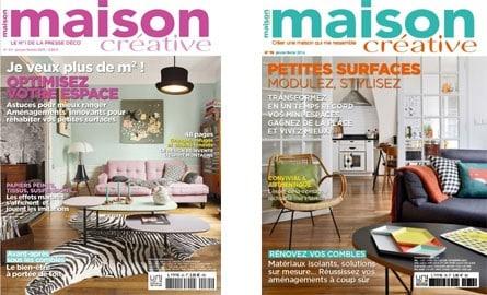 Décoration murale, magazines