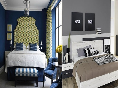 id e d co chambre pour une pi ce votre image. Black Bedroom Furniture Sets. Home Design Ideas