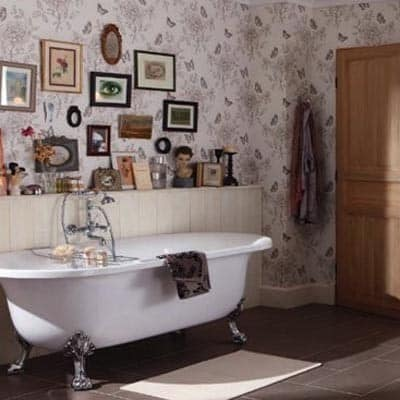 Dcoration maison vintage this post contains affiliate links for your convenience please see - Deco salle de bain vintage ...