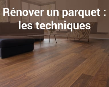 r nover un parquet les techniques. Black Bedroom Furniture Sets. Home Design Ideas