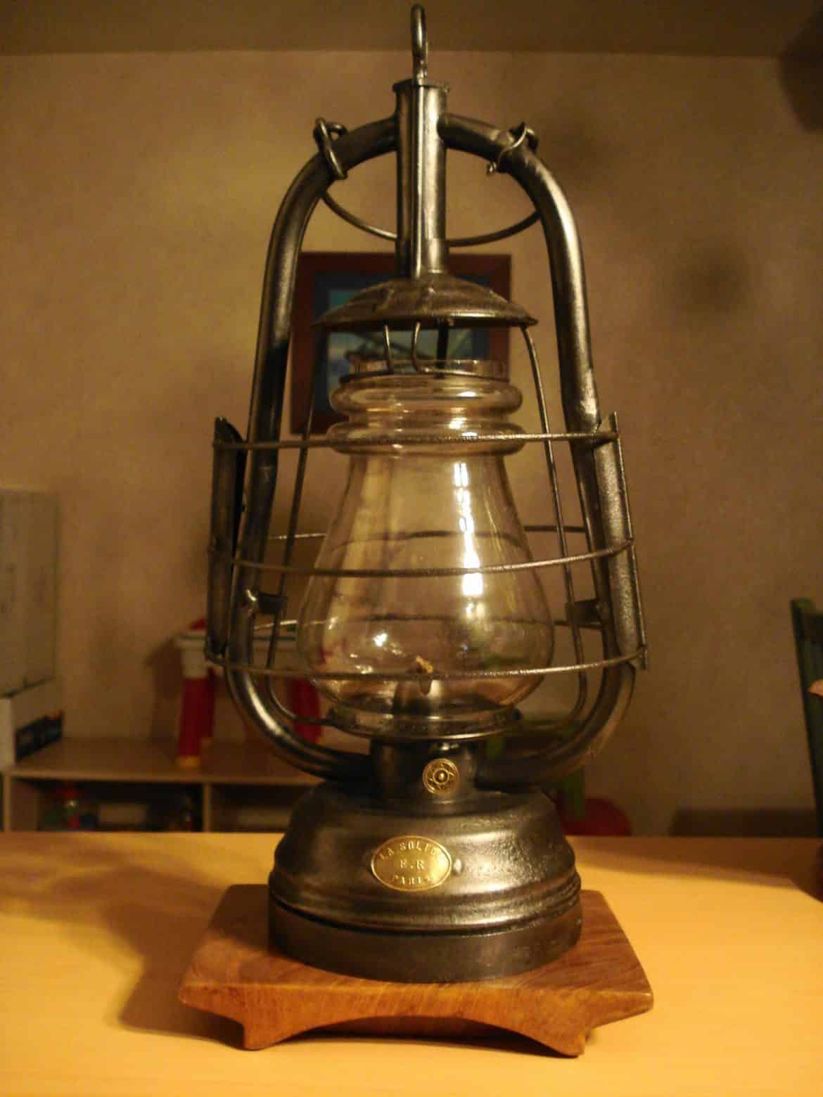 Lampe Ancienne Les Differents Types Topdeco Pro