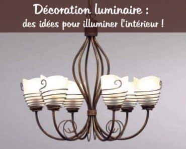 Le lustre en décoration luminaire