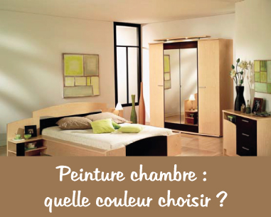 peinture chambre quelle couleur choisir. Black Bedroom Furniture Sets. Home Design Ideas